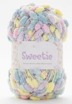 Sirdar Snuggly Sweetie 200g - 407 Dolly Mixture